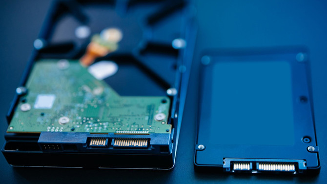 Hard-Drives Are Becoming Outdated in Many Applications and SSDs are Becoming a New Standard in Stora