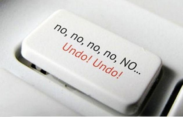 Google's Undo Send Feature, Windows 8 Says Goodbye to New