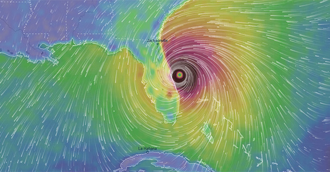 Hurricane IT Planning for Florida Offices
