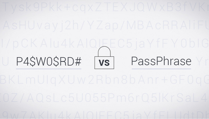 Why and How to Use a Passphrase