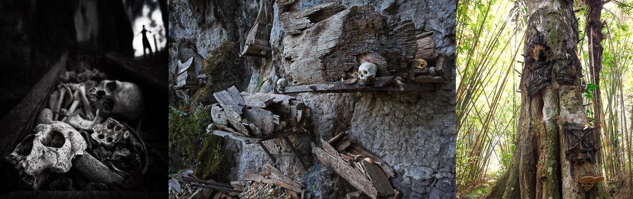 Sa'dan Toraja ~ Cave-, Hanging- and Baby Graves.jpg