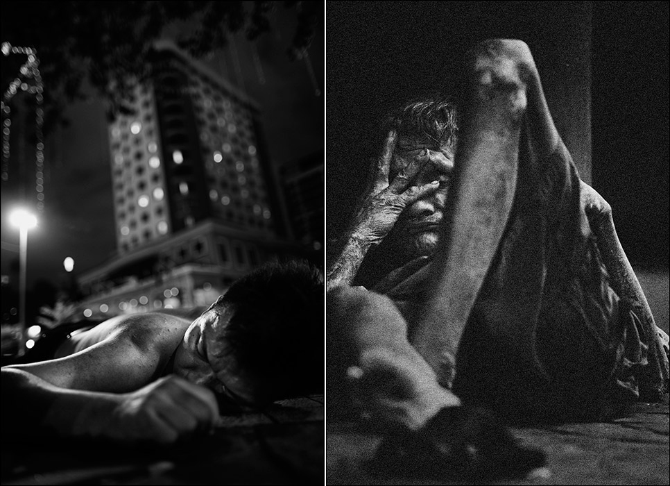 Sleeper In Metropolis