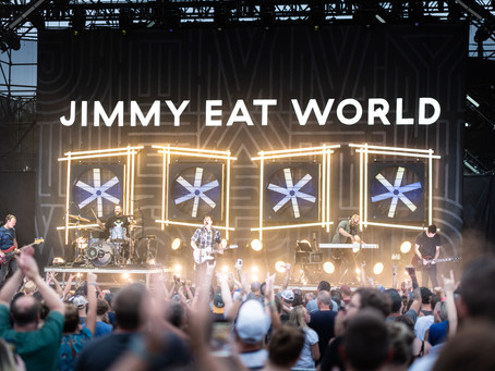 Jimmy Eat World In Photos