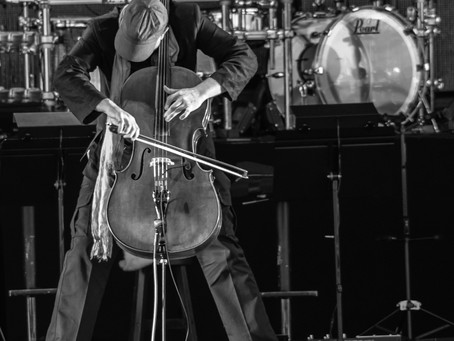 Cellogram at Ruoff Home Mortgage Music Center