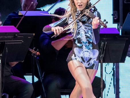 Lindsey Stirling and Evanescence with Cellogram – Ruoff Home Mortgage Music Center