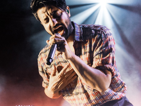 Young The Giant, Fitz And The Tantrums and COIN