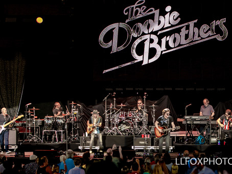 The Doobie Brothers Rock Down the Highway to Ruoff Home Mortgage Music Center 08 09 19