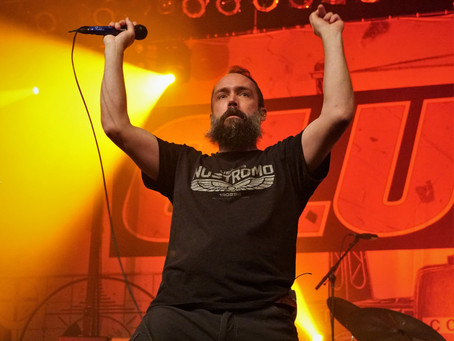 Blown Away By Clutch Old National Centre Indianapolis Indiana