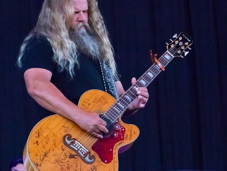 Jamey Johnson Country Outlaw