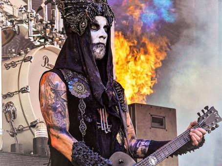 Behemoth Kicks Off Knotfest