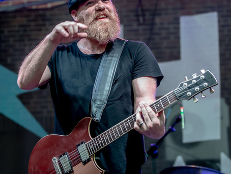 Marc Broussard Brings Bayou Soul to the Hi-Fi Annex July 17, 2021   By Laura Fox