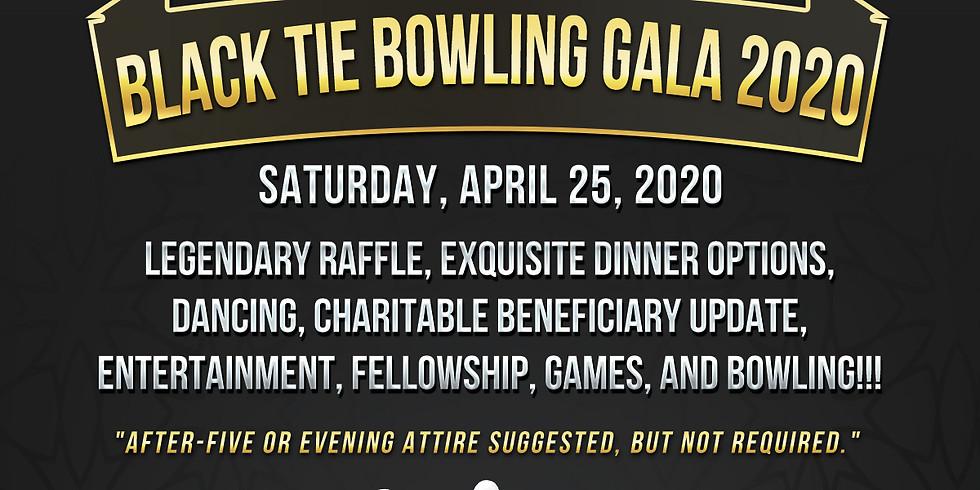 Gala 2020: Black Tie Bowling