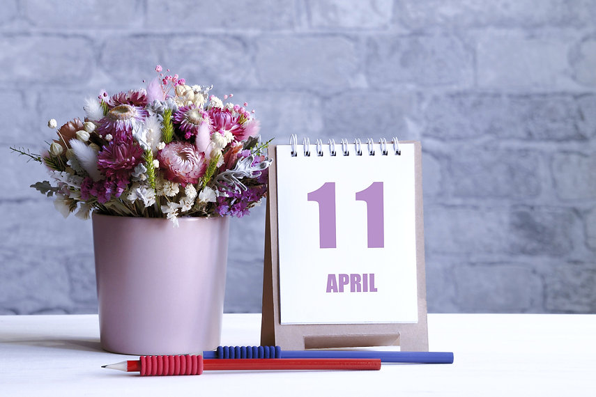 April%2011.%2011-th%20day%20of%20the%20month%2C%20calendar%20date.A%20delicate%20bouquet%20of%20flow