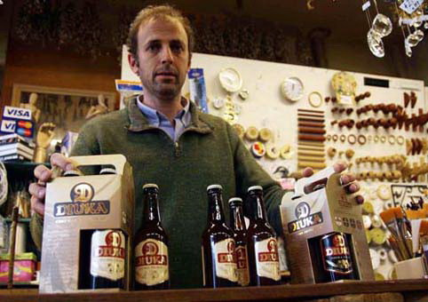 Los comienzos de Cerveza Diuka