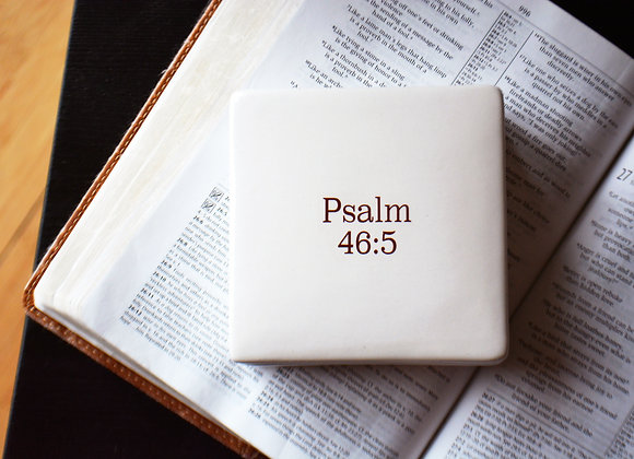 Bible Verse Keepsake Box - Baptism or Confirmation Gift