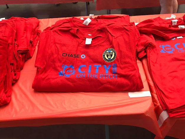 Future Soccer Stars, Chase, Philadelphia Union