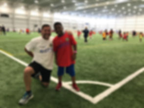 Scott Smith, Future Soccer Stars, 76ers Fieldhouse