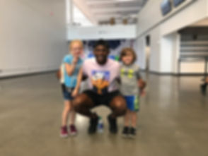 Mark McKenzie, Philadelphia Union, Future Soccer Stars, 76ers Fieldhouse, BPG Sports