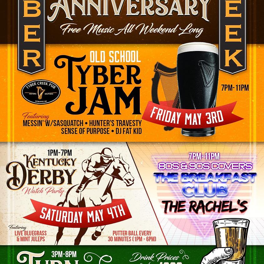 Tyber Creek Pub 20th Anniversary