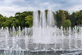129082431-splashing-water-of-fountain-in