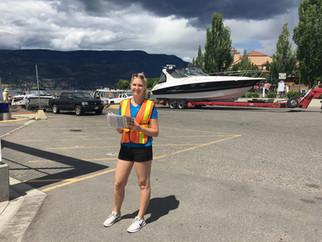 Sierra at Water Street Boat Launch