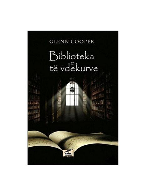 Biblioteka e të vdekurve - Glenn Copper