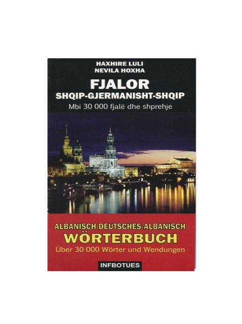Fjalor Shqip- Gjermanisht - Shqip- (Haxhire Luli & Nevila Hoxha)