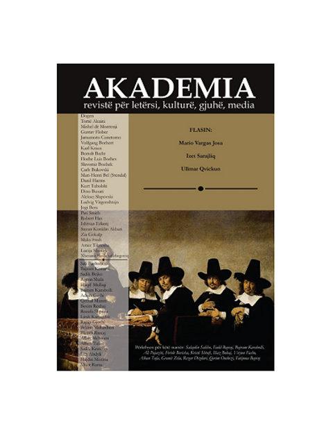 Akademia Nr. 9 (revistë për kulturë, gjuhë, media)