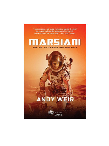 Marsiani - Andy Weir