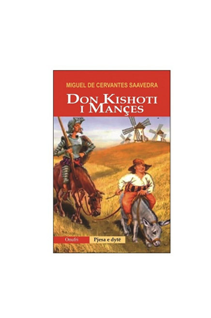 Don Kishoti i Mances, vell. II -  Miguel De Cervantes Saavedra