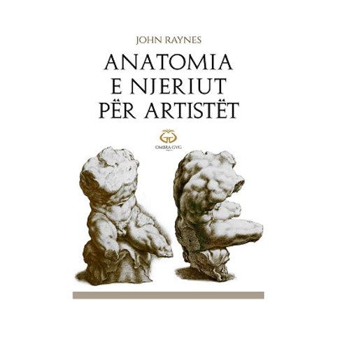 Anatomia e njeriut për artistët - John Raynes