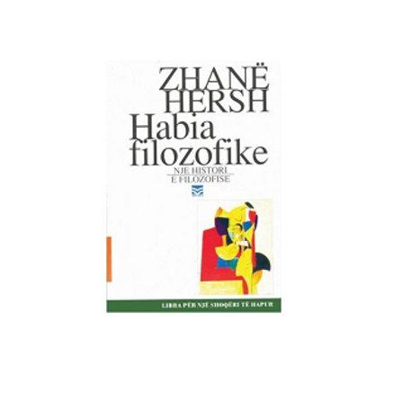 Habia filozofike - Jeanne Hersch