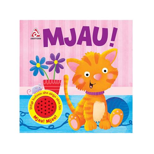 Mjau - Libra me një tingull (0-3 vjeç)