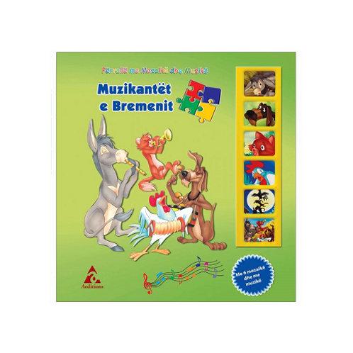 Muzikantët e Bremenit - Përralla me mozaikë dhe muzikë