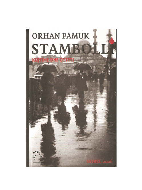 Stambolli, Kujtime dhe qyteti - Orhan Pamuk