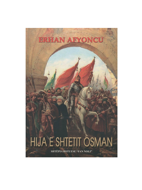 Hija e shtetit osman - Erhan Afyoncu