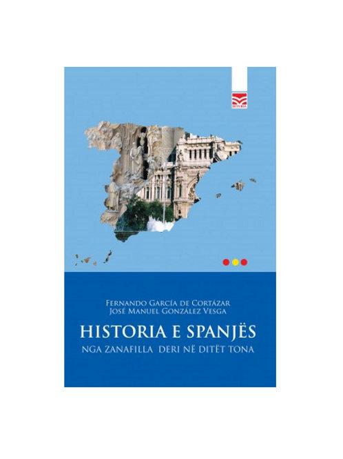 Historia e Spanjës (nga zanafilla deri në ditët tona)