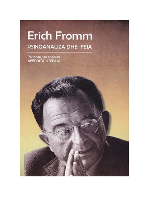 PSIKOANALIZA DHE FEJA - Erik Fromm