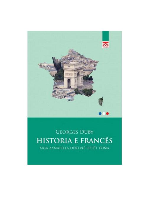 Historia e Francës (nga zanafilla deri në ditët tona) -Georges Duby