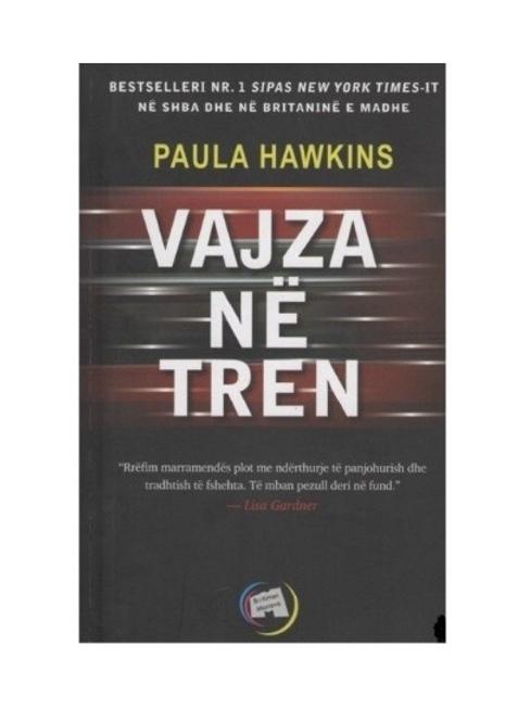 Vajza në tren - Paula Hawkins
