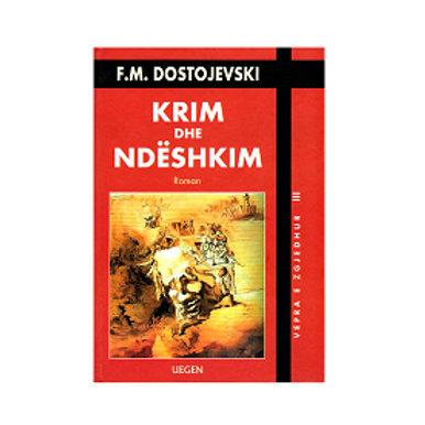 Krim dhe ndëshkim - F.M. Dostojevski