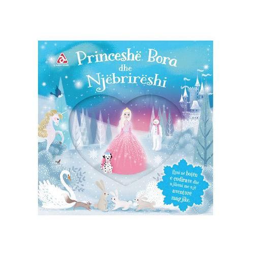 Princeshë Bora dhe Njëbrirëshi- (Me zemër, yll dhe glob)