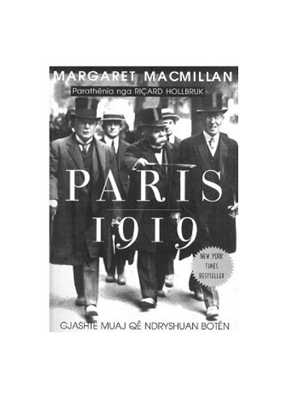 Paris 1919 - Margaret Macmillan
