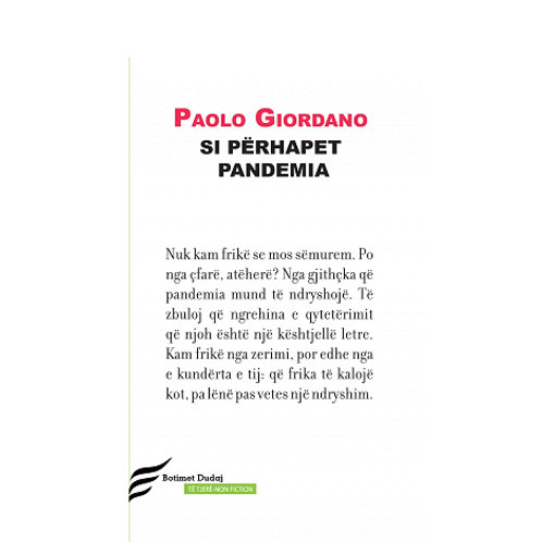 Si përhapet pandemia - Paolo Giordano