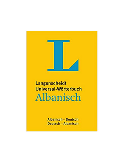 Langenscheidt Handwörterbuch - Albanisch