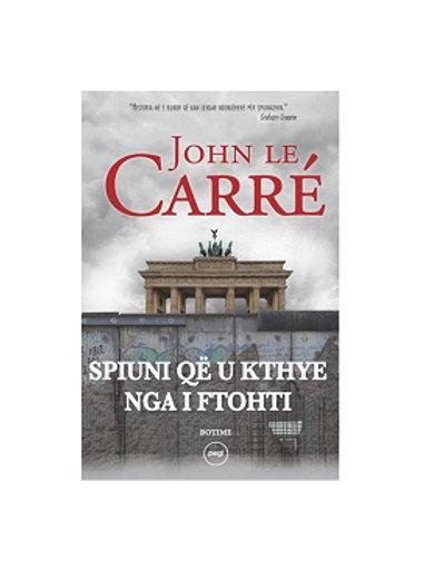 Spiuni që u kthye nga i ftohti -  John Le Carre