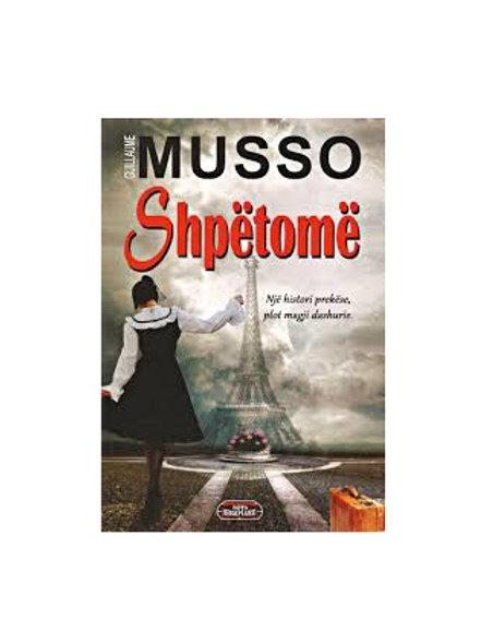 Shpëtomë -  Guillaume Musso