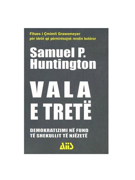 Vala e tretë -Samuel P.huntington