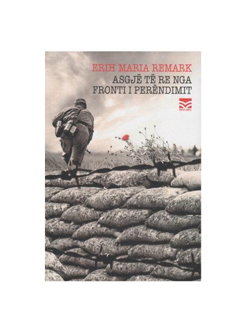 Asgjë të re nga fronti i perëndimit - Erih Maria Remark