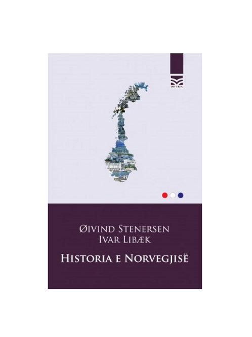 Historia e Norvegjisë - Øivind Stenersen, Ivar Libæk